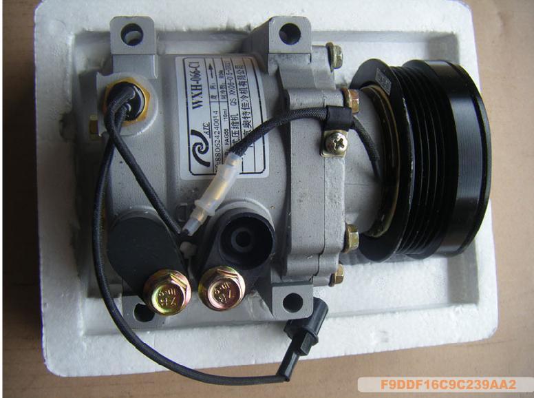 比亚迪f3压缩机总成高清图片