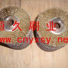 供应压片式钢丝刷钢丝轮