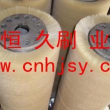 供应毛刷辊的用途 毛刷使用如哪些行业 清洗毛刷刷丝的选材 抛光刷辊怎么制作