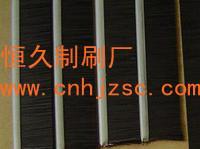 供应条刷问题 条刷 毛刷条 密封条刷 剑麻条刷的用途 钢丝条刷的应用