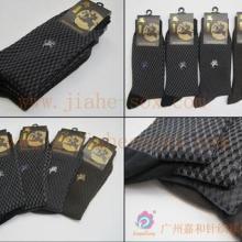 供应男袜休闲袜绅士袜商务袜广州袜厂图片