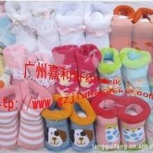 供应精梳棉童袜纯棉童袜字母童袜