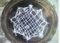 管道井盖网/井盖网/井盖/山东井盖网/管道防坠网/井盖网生产厂家
