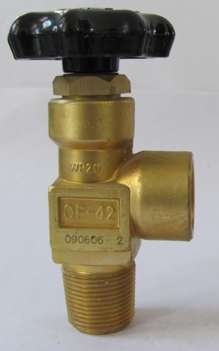 供应氧气瓶阀qf-42图片