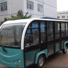 供应上海全封闭电动观光车封闭观光车厂图片