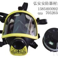 全面罩半面罩防毒面具硅胶全面罩3M图片