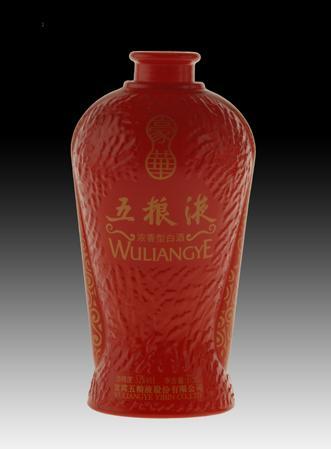 供应仿陶瓷玻璃瓶