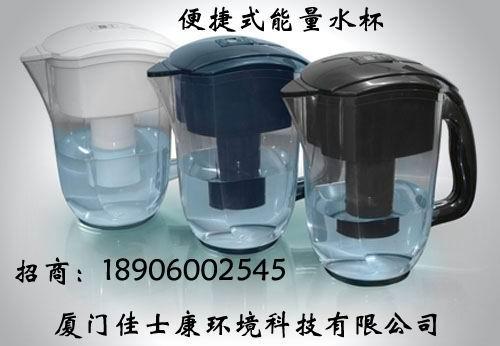OEM代加工供应便携式活水宝滤水壶