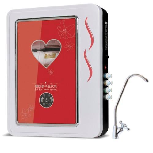 供应零水压净水器/自吸式托玛琳能量活水机