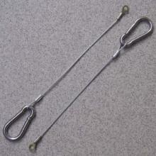 供应不锈钢吊绳端子弹簧钩