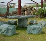 供应东营市石桌石凳雕塑/各种茶几雕塑/园林石凳雕塑