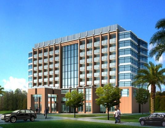 供应办公楼建筑结构设计