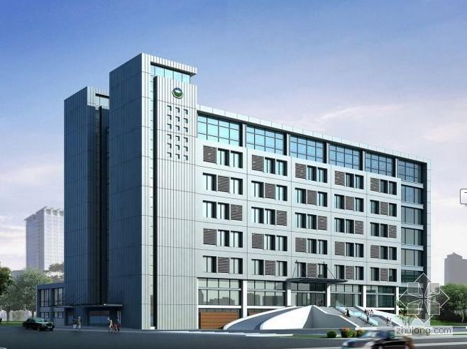 供应钢结构办公楼设计