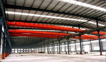 大跨度工业厂房结构设计
