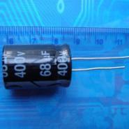 高品质电解电容68UF/400V图片