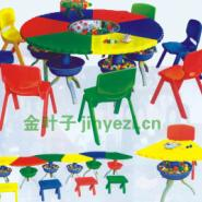 重庆儿童课桌椅供应商图片