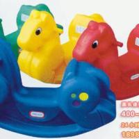 供应儿童邦尼摇马,幼儿园塑料摇马,幼儿园塑料玩具