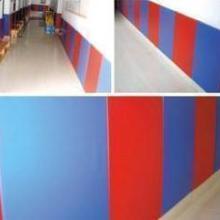 供应幼儿园墙壁保护铺设