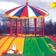 幼儿园游乐设备幼教设备之爬山坡图片