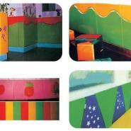 幼儿园墙壁保护销售图片