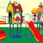 重庆万州幼儿园用品之室外大型玩具图片