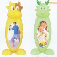 哈哈镜之卡通塑料动物哈哈镜4面/组图片