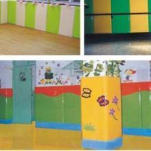 供应儿童安全软体护墙、高品质软体护墙垫、幼儿园软体安全护墙图片