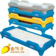 重庆幼儿塑料彩色幼儿重叠床图片