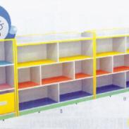 重庆儿童家具海基伦机器猫玩具柜图片