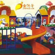 幼儿园玻璃钢组合滑梯图片
