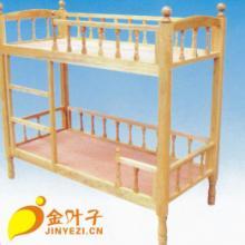 供应重庆地区幼儿双层实木床,重庆幼儿园上下铺生产厂批发