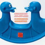 批发重庆幼儿园玩具小鸭双人跷跷板图片