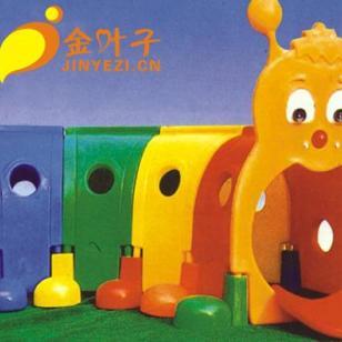 幼儿园玩具小精灵隧道4节图片