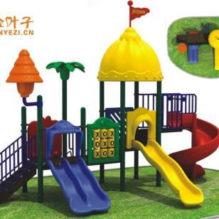 重庆儿童组合滑梯图片