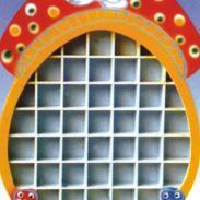 幼儿园木制口杯架图片