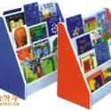 供应幼儿园双面书柜价格
