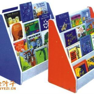 幼儿园双面书柜价格图片