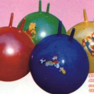 幼儿园用品室内玩具之羊角球图片