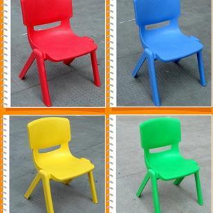 重庆儿童家具之人体工学塑料椅价格图片