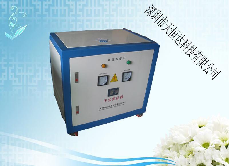 供应足功率纯铜芯SBK-100KVA三相变压器