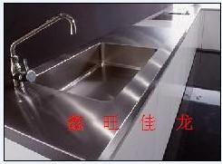 合肥鑫旺佳龙不锈钢台面加工厂