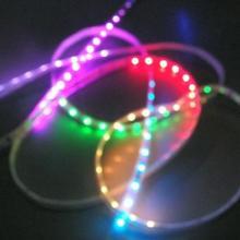供应LED彩虹灯节日灯跑马灯条