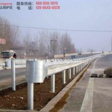 重庆波形梁护栏 重庆公路护栏 重庆波形护栏 重庆防撞护栏 栏 安装图片