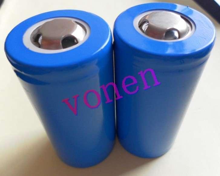 供应32650锂电池6000MAH