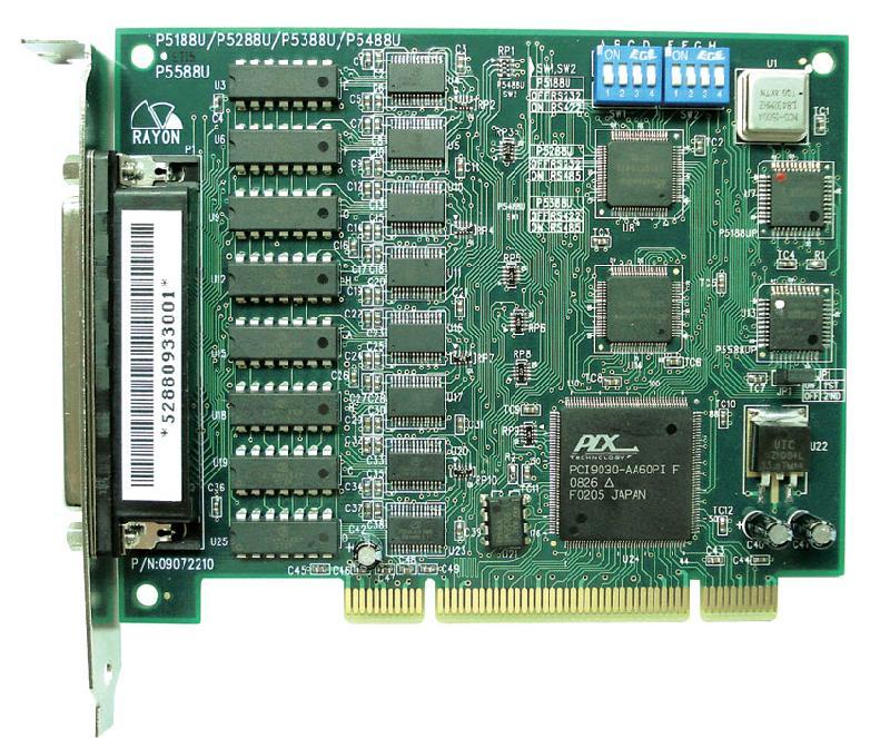 供应PCI8路【多用户卡】多用户卡专业产家PCI8路多用户卡