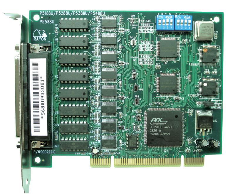 供应PCI卡、多用户卡、8多串口卡、多用户卡、串口扩展卡、串口卡