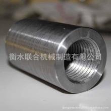 供应锦州钢筋套筒锦州直螺纹连接套筒图片