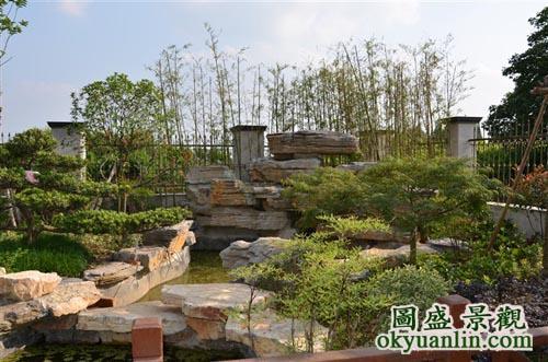 别墅庭院景观设计有哪三种风格图片