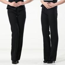 供应高档女士西裤 白领职业裤 经理直筒裤 职业休闲裤