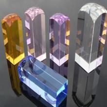 供应水晶印章工艺品